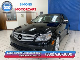 2009 Mercedes-Benz C-CLASS C300 4MATIC in Akron, OH 44320