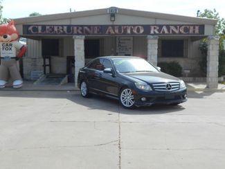 2009 Mercedes-Benz C-Class C300 Luxury Sedan in Cleburne TX, 76033