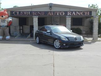 2009 Mercedes-Benz C-Class C300 Luxury Sedan in Cleburne, TX 76033