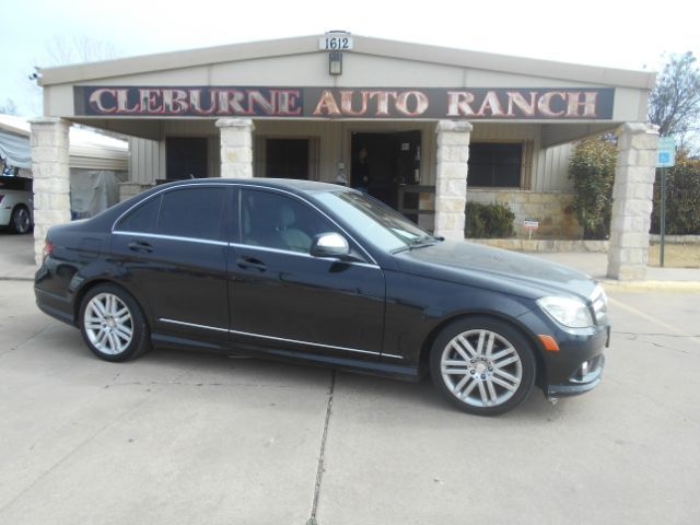 2009 Mercedes-Benz C-Class C300 Luxury Sedan Cleburne, Texas
