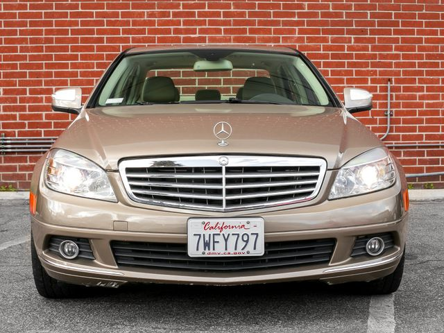 2009 Mercedes-Benz C300 3.0L Luxury Burbank, CA 2