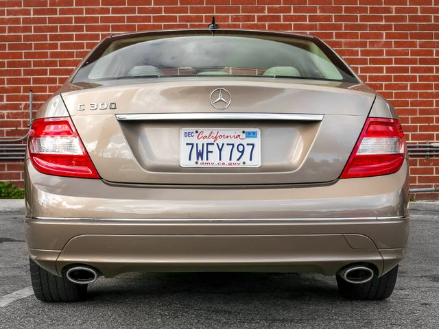 2009 Mercedes-Benz C300 3.0L Luxury Burbank, CA 3