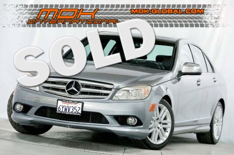 2009 Mercedes-Benz C300 3.0L Luxury - Service records in Los Angeles