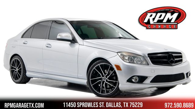 2009 Mercedes-Benz C300 3.0L Sport in Dallas, TX 75229