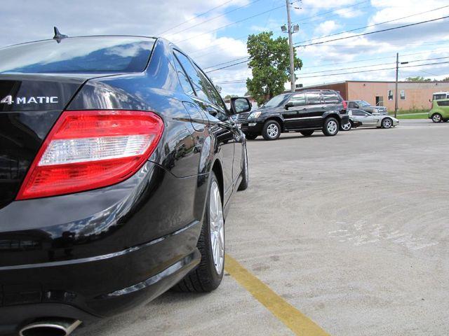 2009 Mercedes-Benz C300 3.0L Sport in Medina OHIO, 44256