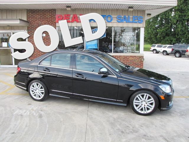 2009 Mercedes-Benz C300 3.0L Luxury in Medina, OHIO 44256