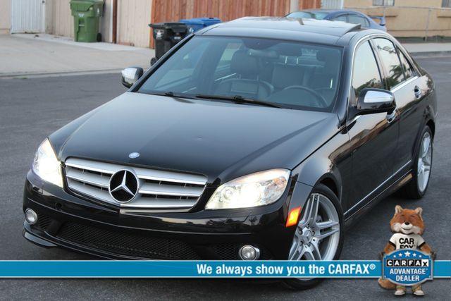 2009 Mercedes-Benz C350 3.5L SPORT NAVIGATION HEATED SEATS SERVICE RECORDS