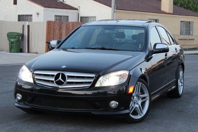 2009 Mercedes-Benz C350 3.5L SPORT NAVIGATION HEATED SEATS SERVICE RECORDS in Van Nuys, CA 91406