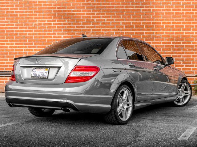 2009 Mercedes-Benz C350 3.5L Sport Burbank, CA 6