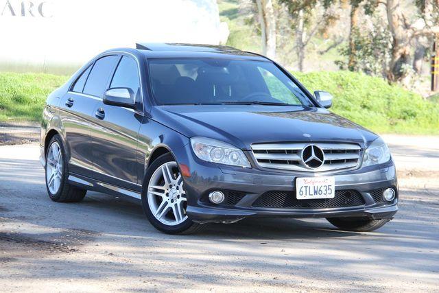 2009 Mercedes-Benz C350 3.5L Sport Santa Clarita, CA 3