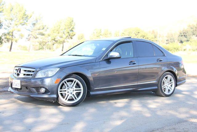2009 Mercedes-Benz C350 3.5L Sport Santa Clarita, CA 1