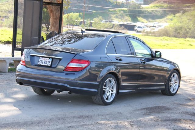 2009 Mercedes-Benz C350 3.5L Sport Santa Clarita, CA 6