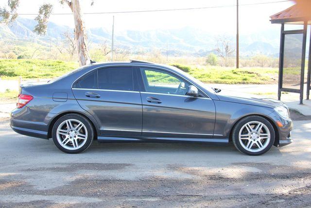 2009 Mercedes-Benz C350 3.5L Sport Santa Clarita, CA 12