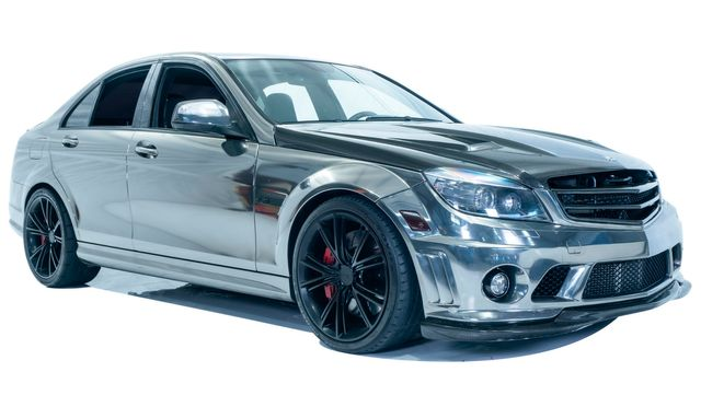 2009 Mercedes-Benz C63 6.3L AMG with Many Upgrades in Dallas, TX 75229