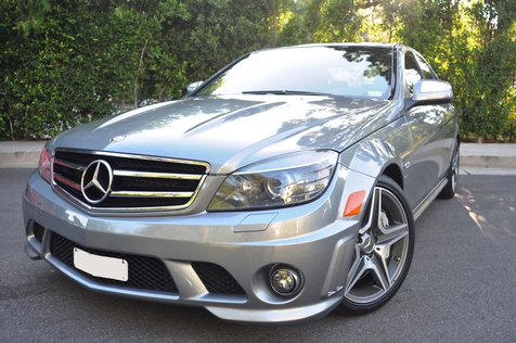 2009 Mercedes-Benz C63 6.3L AMG, One Owner, Super Clean in , California