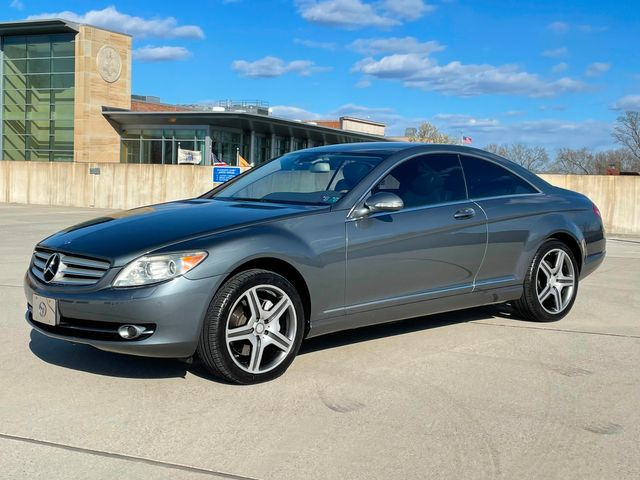 2009 Mercedes-Benz Cl550 4MATIC AWD LOADED ALL THE OPTIONS in Woodbury, New Jersey 08093