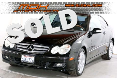 2009 Mercedes-Benz CLK350 - NAVIGATION - HEATED SEATS in Los Angeles