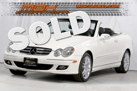 2009 Mercedes-Benz CLK350 - Navigation - Only 34K miles in Los Angeles