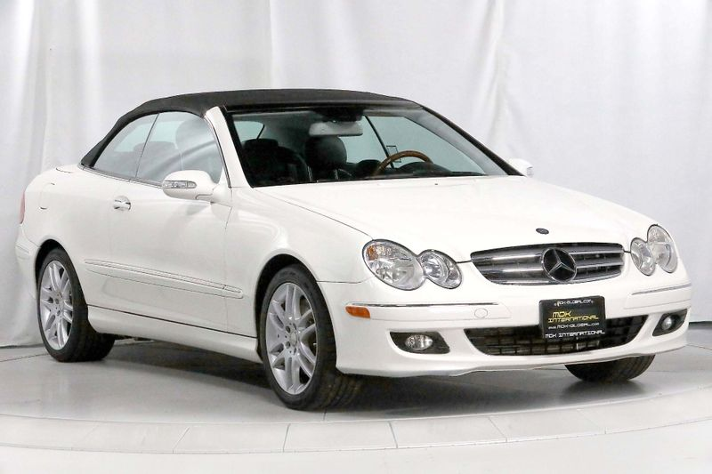 2009 Mercedes-Benz CLK350 - Navigation - Only 34K miles  city California  MDK International  in Los Angeles, California