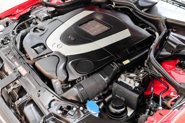 2009 Mercedes-Benz CLK550 5.5L in Addison, TX 75001