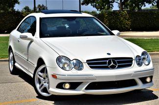 2009 Mercedes-Benz CLK550 5.5L AMG in Reseda, CA, CA 91335