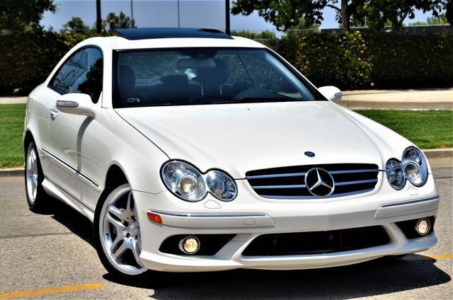 2009 Mercedes-Benz CLK550 5.5L AMG