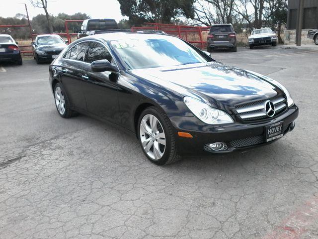 2009 Mercedes-Benz CLS550 5.5L Boerne, Texas 1