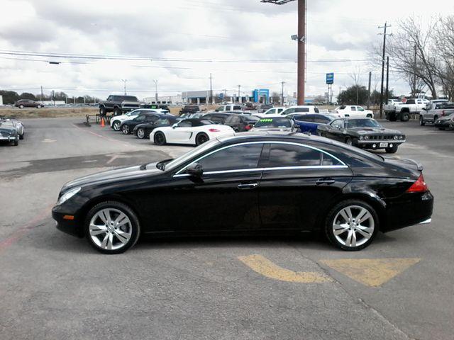 2009 Mercedes-Benz CLS550 5.5L Boerne, Texas 4