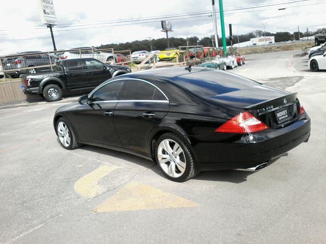 2009 Mercedes-Benz CLS550 5.5L Boerne, Texas 5