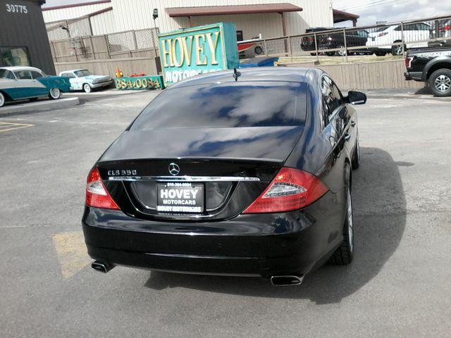 2009 Mercedes-Benz CLS550 5.5L Boerne, Texas 7