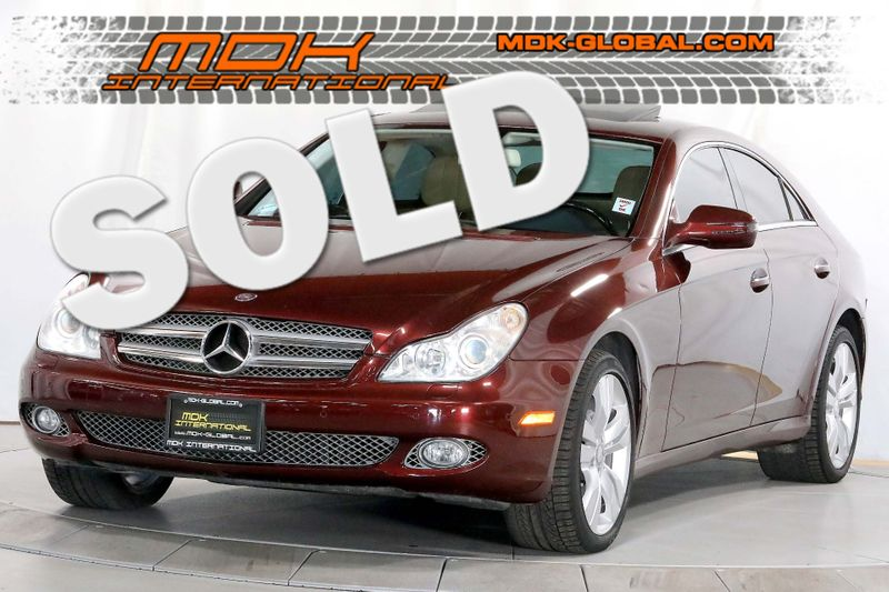 2009 Mercedes-Benz CLS550 55L - P1 pkg - Keyless GO - Only 38K miles  city California  MDK International  in Los Angeles, California