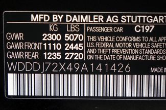 2009 Mercedes-Benz CLS550 Premium Pkg * Keyless * NAVI * A/C Seats * SUNROOF Plano, Texas 45
