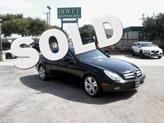 2009 Mercedes-Benz CLS550 5.5L San Antonio, Texas