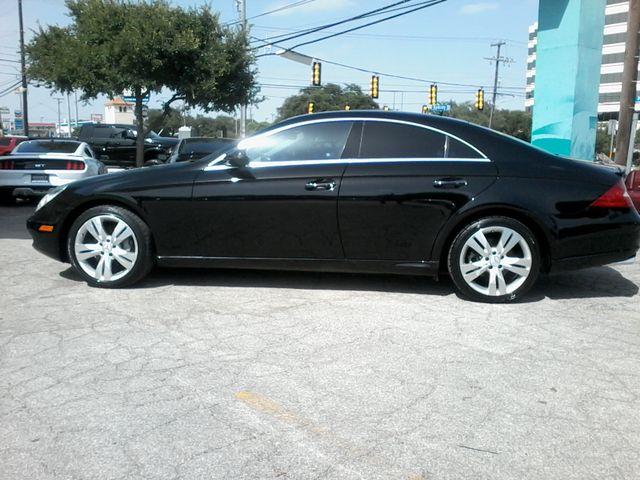 2009 Mercedes-Benz CLS550 5.5L San Antonio, Texas 2