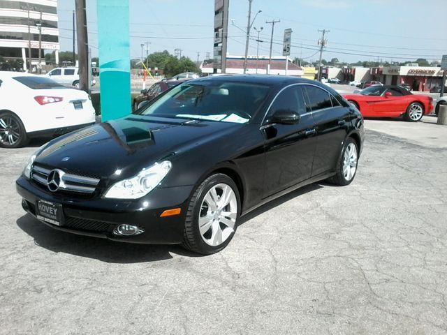 2009 Mercedes-Benz CLS550 5.5L San Antonio, Texas 3