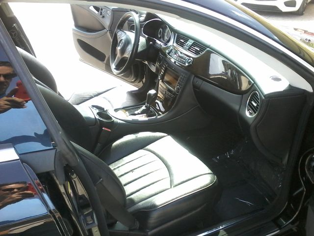 2009 Mercedes-Benz CLS550 5.5L San Antonio, Texas 17