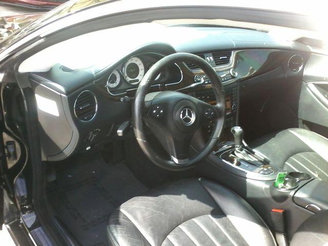 2009 Mercedes-Benz CLS550 5.5L San Antonio, Texas 20
