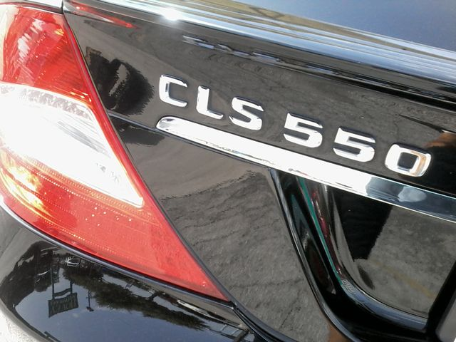 2009 Mercedes-Benz CLS550 5.5L San Antonio, Texas 9