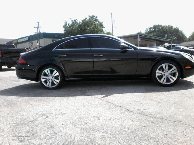 2009 Mercedes-Benz CLS550 5.5L San Antonio, Texas 5