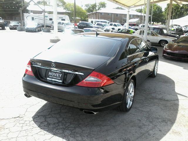 2009 Mercedes-Benz CLS550 5.5L San Antonio, Texas 4