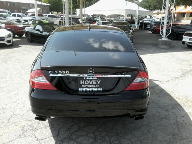2009 Mercedes-Benz CLS550 5.5L San Antonio, Texas 6
