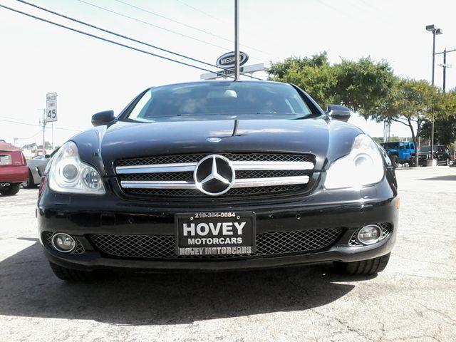 2009 Mercedes-Benz CLS550 5.5L San Antonio, Texas 8