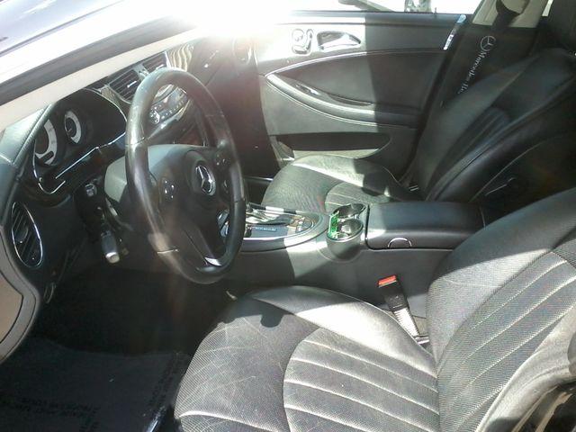 2009 Mercedes-Benz CLS550 5.5L San Antonio, Texas 12