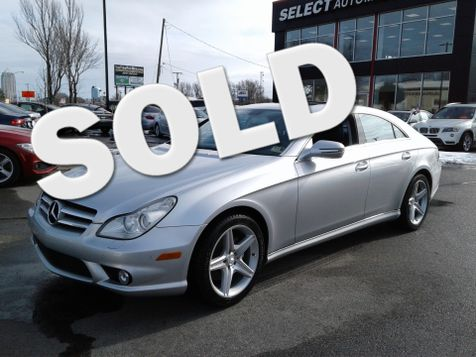2009 Mercedes-Benz CLS 550 5.5L in Virginia Beach, Virginia