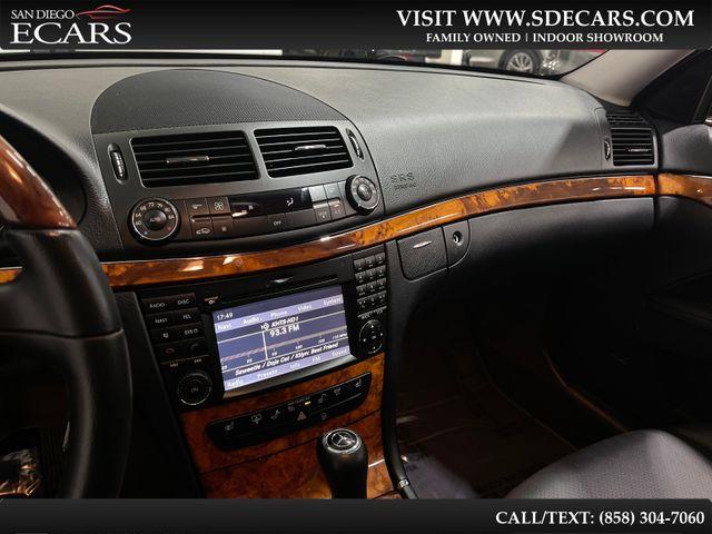 2009 Mercedes-Benz E320 3.0L BlueTEC in San Diego, CA 92126