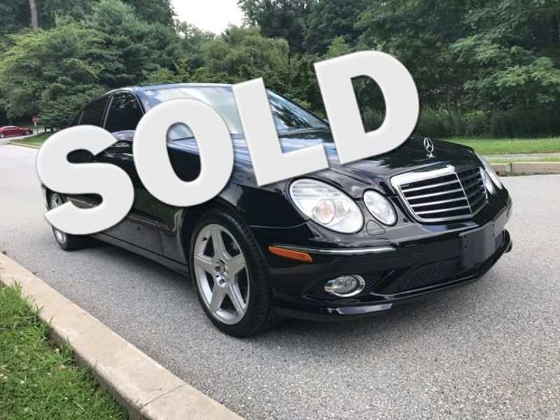 2009 Mercedes Benz E350 4Matic 3.5L | Malvern, PA | Wolfe Automotive Inc.