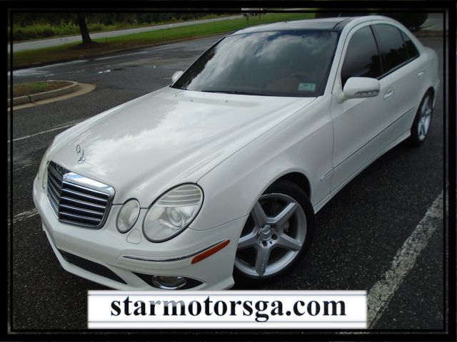 2009 Mercedes-Benz E350 Luxury 3.5L in Alpharetta, GA 30004