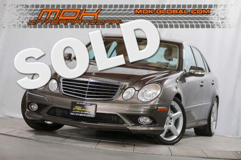 2009 Mercedes-Benz E350 Sport 3.5L - P2 pkg - Sport - Heated seats in Los Angeles