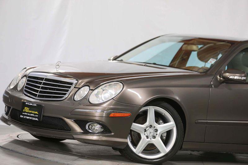 2009 Mercedes-Benz E350 Sport 35L - P2 pkg - Sport - Heated seats  city California  MDK International  in Los Angeles, California