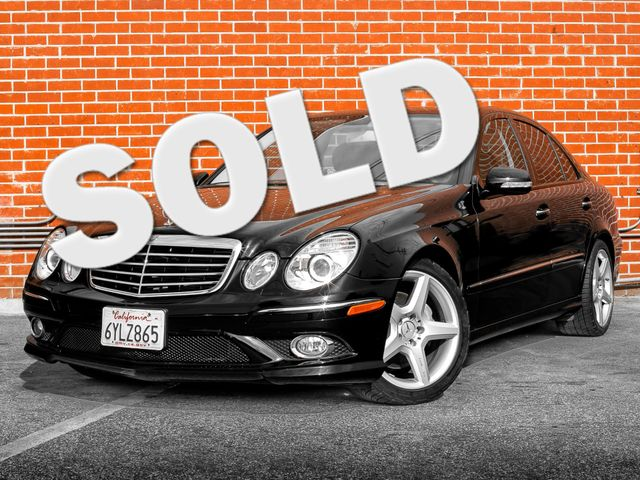 2009 Mercedes-Benz E350 Luxury 3.5L Burbank, CA 0